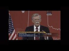 Former Amb John Bolton Shreds Hillary Clinton #CPAC2015