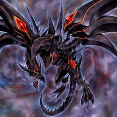 Red Eyes Black Dragon   Red-Eyes Darkness Dragon - arthas