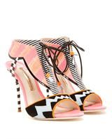 SOPHIA WEBSTER | Leilou Cut-Out Sandals | Browns fashion & designer clothes & clothing