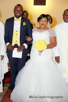 African Sweetheart: African Sweetheart Weddings: 'Perfect Match' Laide...