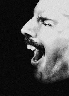 Freddy Mercury -  Under Pressure (HQ) (Live At Wembley 86) - http://www.youtube.com/watch?v=4-rkJmRiFug