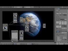 How to Create a Realistic Earth in Blender - YouTube