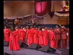 Shekinah Glory Ministry- Yes(FULL)  MAKES YOU WANT TO RAISE YOUR HANDS IN PRAISE, NO MATTER WHERE YOU ARE