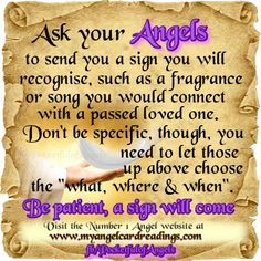 Angel Signs - Image quotes - Signs from the Angels - Signs from passed loved ones - Heaven - Page 11 - Mary Jac