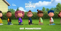 Creating your own Peanuts avatar is easy! Choose your character's gender, hair, clothes, accessories and more to make your very own Peanutized persona, then share it with the world.