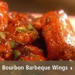 G. Garvin's Bourbon Chicken Wings.... the BEST!!!
