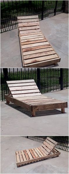 Astounding DIY Wood Pallet Recreation Ideas: Do you have a wood pallet furniture in your house? Did you ever get the feeling impression that this wood pallet is giving you out the feel. Diy Furniture Chair, Wood Pallet Furniture, Recycled Furniture, Pallet Crafts, Diy Pallet Projects, Wood Projects, Pallet Ideas, Wooden Pallets, Pallet Wood