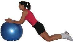 Ab Exercise exercise exercise fitness fitness healthy-life