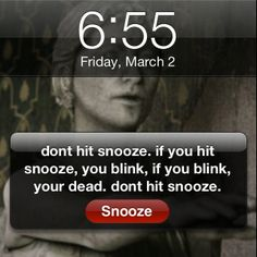 This might help get you up in the morning.