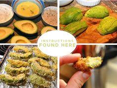 @Kristen Thoburn umm this is all you   Avocado Fries.