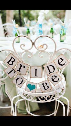Bridal shower idea