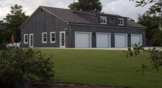 Learn about the numerous options Morton Buildings offers in its metal and steel garages. Everything from living quarters to hydraulic doors is available.