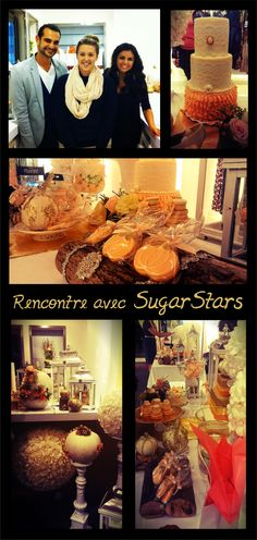Rencontre avec SugarStars de Food Network