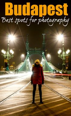 A guide to the most beautiful places in Budapest for photography. Travel tips to photo enthusiasts to find the best spots for Instagram photos in Budapest, Hungary. via @loveandroad