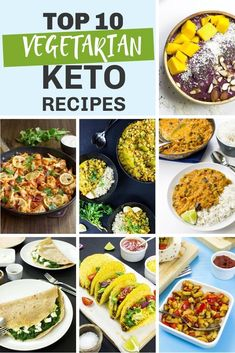 Low Carb Breakfast Recipes – The Keto Diet Recipe Cafe Best Vegetarian Recipes, Vegetarian Keto, Veggie Recipes, Low Carb Recipes, Great Recipes, Healthy Recipes, Bariatric Recipes, Vegan Keto, Lunch Recipes