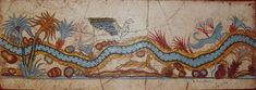 Image result for τοιχογραφιες θηρα