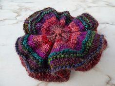 béret et col tricot - tuto gratuit en français, débutant, facile, enfant, fille knit hat, knit snood, easy free tutorial, girl great