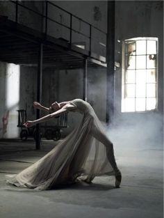 Ballerina Lucia Lacarra