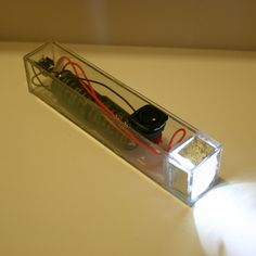 Flashlight Without Batteries--from the book, Haywired