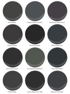 Black Interior Doors, Black Interior Design, Interior Paint, Interior Ideas, Interior Shutters, Interior Windows, Interior Sketch, Room Interior, Bedroom Paint Colors