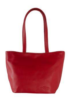 sac soleil cuir rouge - fabrication française #cuir #madeinfrance #tournon #tournonsurrhône #maroquinerie #leather #Leatherwork #faugierfrance #florencefaugier #sac #sacàmains