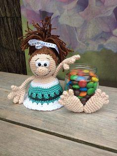 Lotje het snoeppotje gemaakt door Wendy V.
