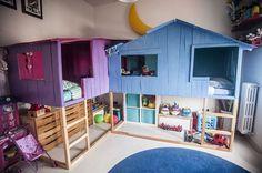 Kura Beds Transform Into Tree House Playland