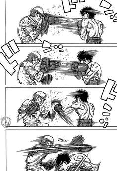 Hajime no Ippo 1240 vTBD-Read Hajime no Ippo 1240 Online-Page 1 - Padget Ewells Art Reference Poses, Design Reference, Drawing Reference, Manga Anime, Anime Art, Manga Drawing, Manga Art, Martial Arts Manga, Fighting Drawing