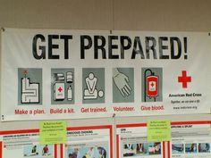 Red Cross Celebrates National Preparedness Month