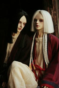 A cooperation with Dikadoll. The stylish and the clothes and the make-up work were made by me. Ball Jointed Dolls, Pretty Dolls, Beautiful Dolls, Cosplay, Porcelain Dolls Value, Behind Blue Eyes, Anime Dolls, Doll Parts, Doll Repaint