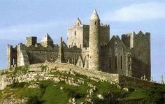 Rock of Cashel Tipperary Ireland