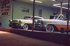 Oldsmobile for '55