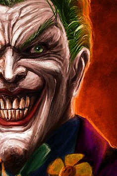 Joker by John Aslarona