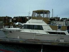 1982 Silverton 40 Aft Cabin Cruiser : Used Aft Cabins For Sale : Chicago, Illinois