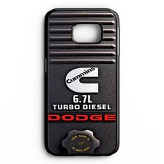 Dodge Cummins Turbo Diesel Samsung Galaxy S6 Edge Plus Case - Aneend.inc