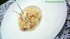 Un risotto vraiment délicieux et on ne peut plus simple grâce à l'ultra pro ! Plus besoin de surveiller, génial ! Pour 3 personnes : > 250g riz rond pour risotto (arborio) > 4 échalotes > 750 ml d'eau > 1 cube de bouillon (légumes méditerranéens pour...
