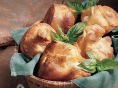 Recipe No. 10: Popovers. What caught my eye was how easy the ingredients and instructions were – popovers are typically made with simple ingredients you're sure to have on hand; eggs, milk, flour, butter, and salt.