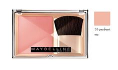 Beauty shop - Pregled proizvoda - Maybelline NY Affinitone Blush 53 Sweetheart