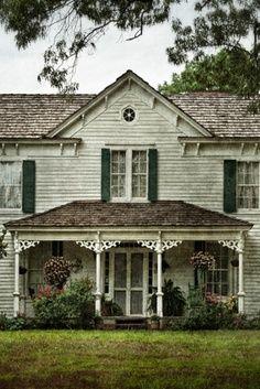 Enchanting old farmhouse