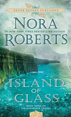 Island of Glass by Nora Roberts. The Guardians search for the Ice Star in Ireland battling an even angrier goddess. Love simmers between the archeologist and the immortal.  A little rushed like she tired of the characters by the third book. 5/17