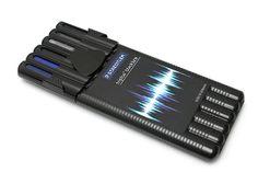 Staedtler Triplus Mobile Office Set - Black Box - Limited Edition - STAEDTLER 34SB6B