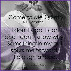 Come To Me Quietly Al Jackson Epub