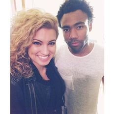 Childish Gambino x Tori Kelly Tori Kelly, Donald Glover, Childish Gambino, Rap God, Future Wife, Celebs, Celebrities, Celebrity Crush, Love Her