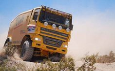 Dakar 2009 Ginaf X2222 Truck Free Vehicle Paper Model Download - http://www.papercraftsquare.com/dakar-2009-ginaf-x2222-truck-free-vehicle-paper-model-download-2.html#153, #Dakar, #GinafX2222, #Truck, #VehiclePaperModel