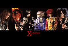 X-Japan   PV] X Japan – Rusty Nail