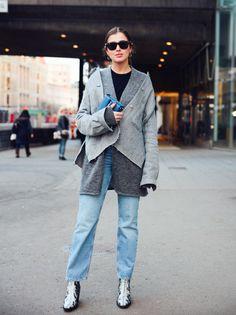 ☆Stockholm Fashion Week Street Style