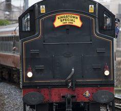The Kingston Special - Steam Train #Train #Steam