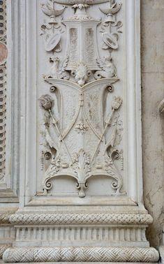 uchitelj: Декор церкви Santa Maria dei Miracoli в Брешии