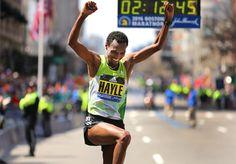 Boston Globe - Lemi Berhanu Hayle runs away with men's race Boston Marathon, Thing 1, Running Away, Globe, Racing, Sports, Men, Running, Sport