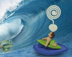 BEBÊ SURFISTA 2